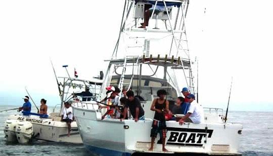 T-boat, Open Sportfish In Coco