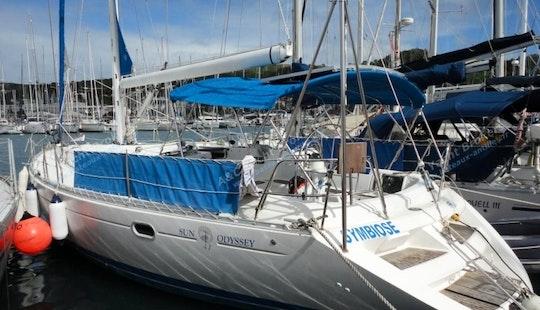 Cruising Monohull Rental In Le Marin