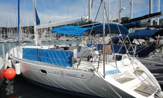 Cruising Monohull Rental In Le Marin