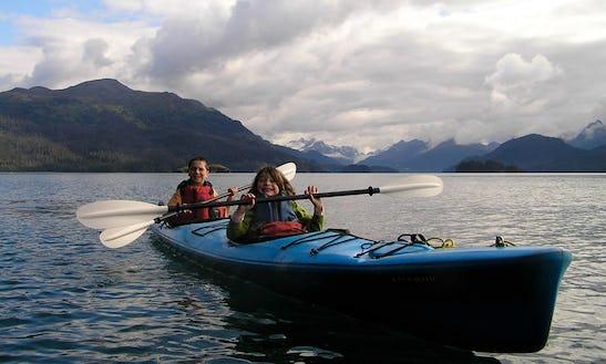 Book A Tandem Kayak In Homer, Alaska