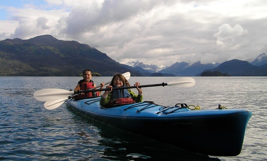 Book A Tandem Kayak In Homer, Alaska