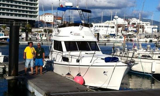 Big Game Fishing Charters Off The Island Of São Miguel