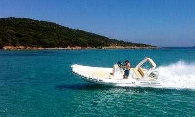 Luxury ''MASTER 750'' RIB Charter in France