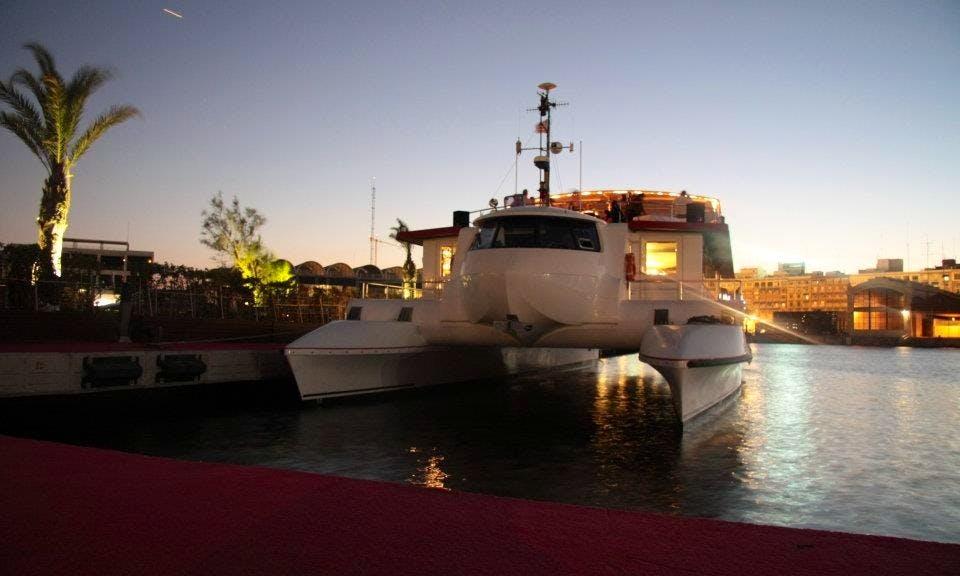 "Luxurious ""Dama de Valencia"" Charter in Spain"