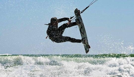 Kite Surfing Charter In Fregene, Italy