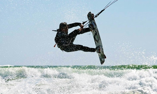 Kite Surfing Charter In Fregene, Italy