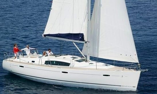Rent Or Charter Oceanis 43 In Grado
