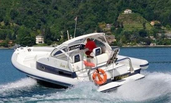 Private Lomac Airone Charter From Grado