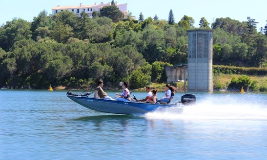 Boat Tours & Guided Fishing In Barragem De Santa Clara, Portugal