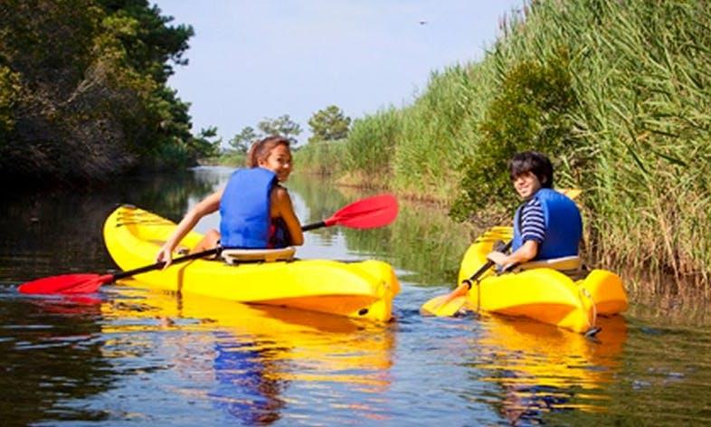 Kayak Rental on Tred Avon River