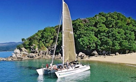 Kaiteriteri Beach Catamaran Private Charters