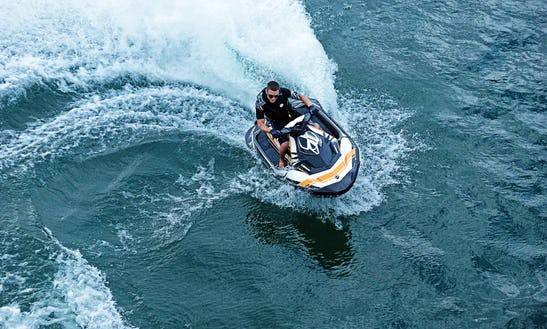 Personal Watercraft Rental In Spain