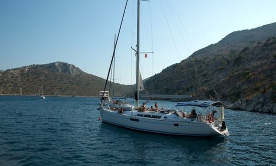 45' Monohull Sailing Yacht In Croatia