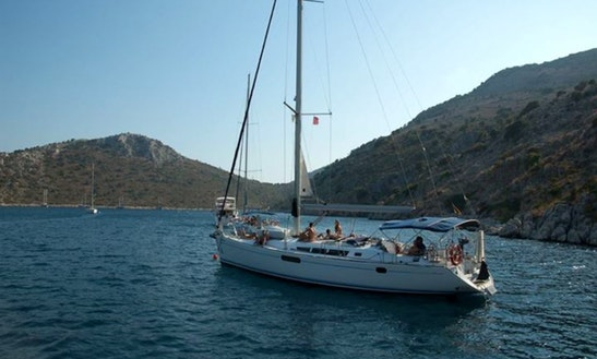 45' Monohull Sailing Yacht In Croatia