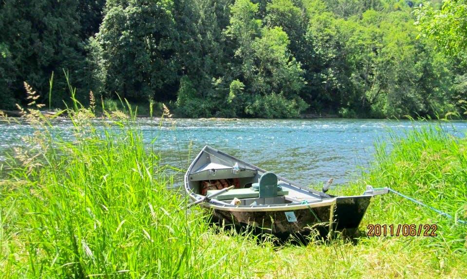 Drift Boat & Fishing Guide Service In Oregon