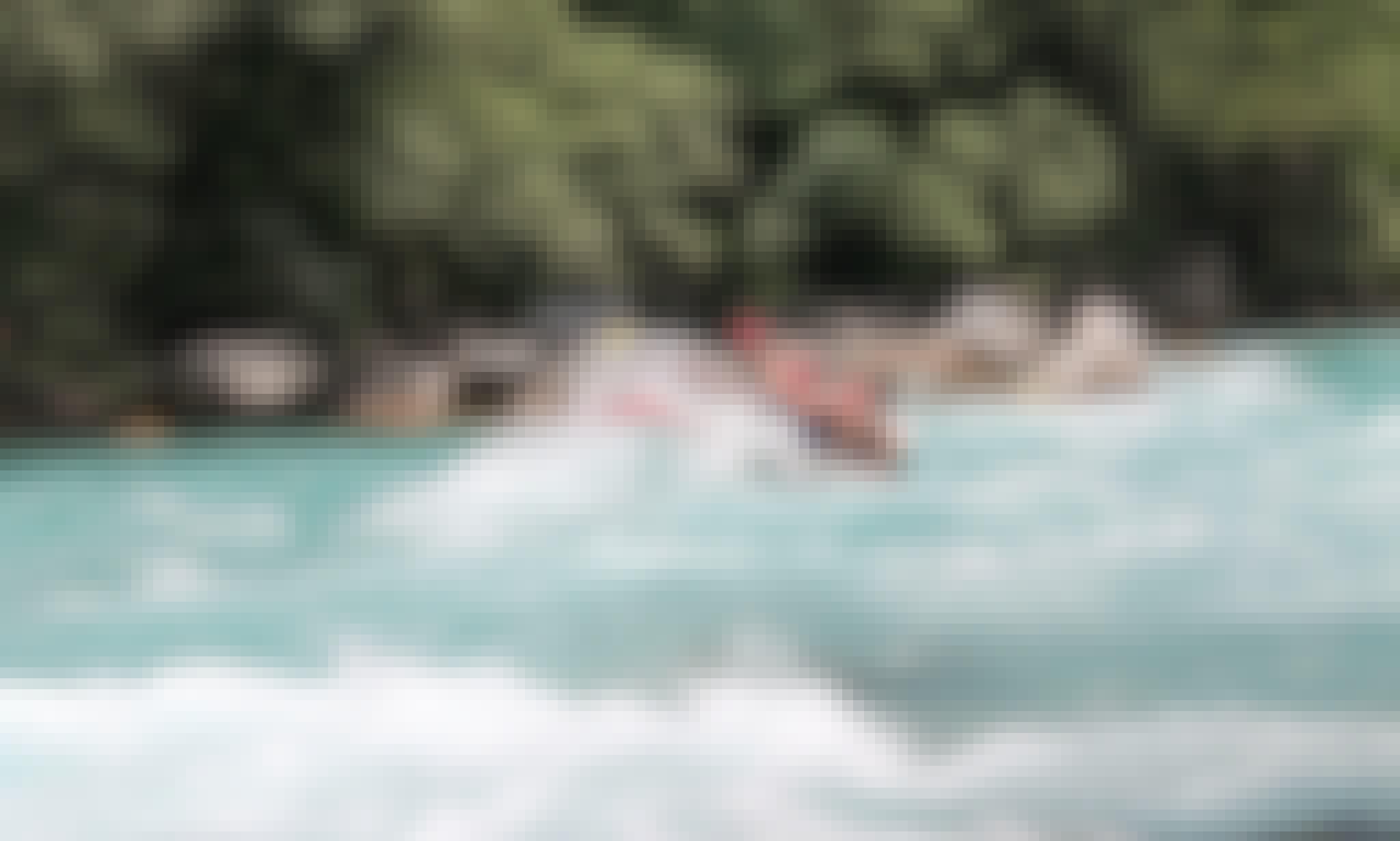 Rafting Charter in Pluzine, Montenegro
