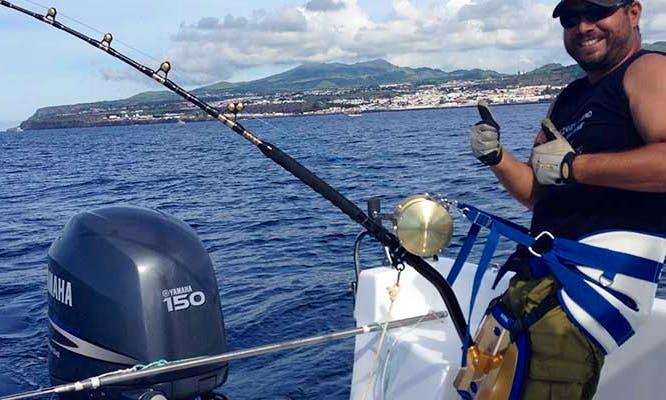 Sport Fisherman Rental in Ponta Delgada