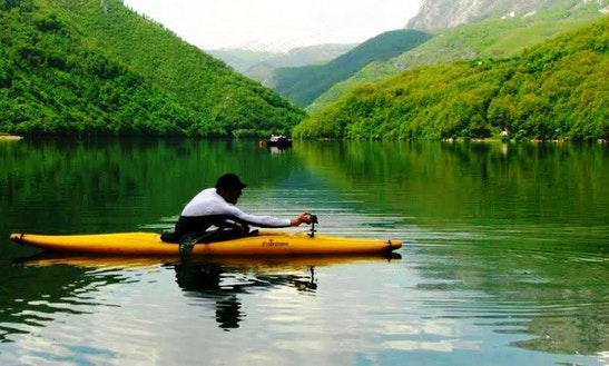 Kayak Charter In Pluzine, Montenegro