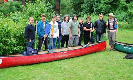 Canoe Rental In Ross-on-wye
