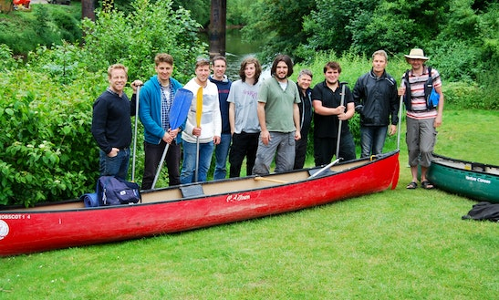 Canoe Rental In Ross-on-wye