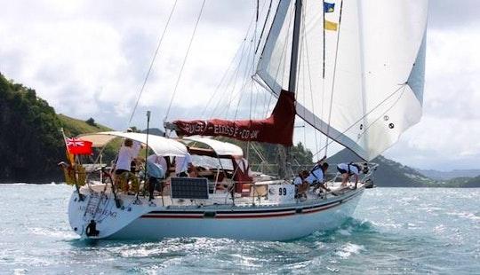 Jeanneau Trinidad 48' Cruising Monohull Charter In Oban, Uk