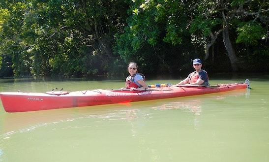 Tandem Kayak Rental In Lexington, Mi