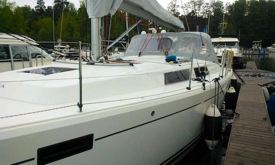 Hanse 385 Sailing Yacht Charter In Littoinen