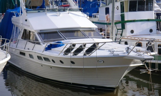 Guided Sailing Yacht Charter In Argentina