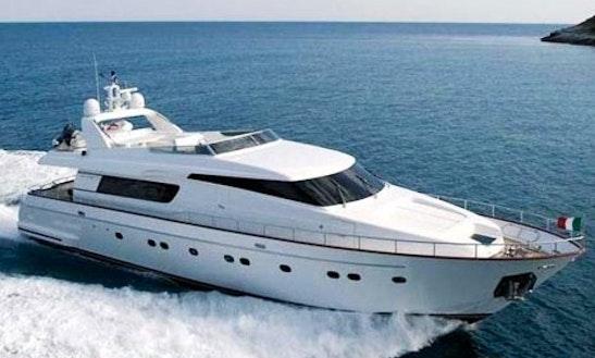 Charter 81ft