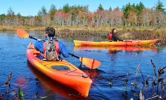 Kayak Rental In Groton
