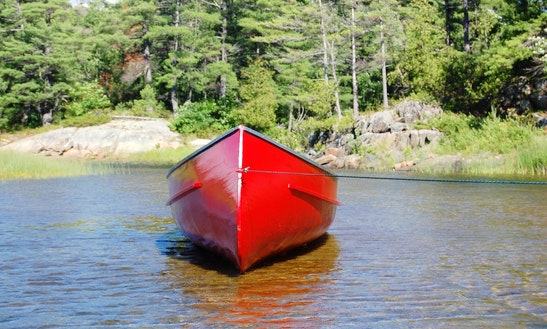 Rent Giant Canoes In Groton