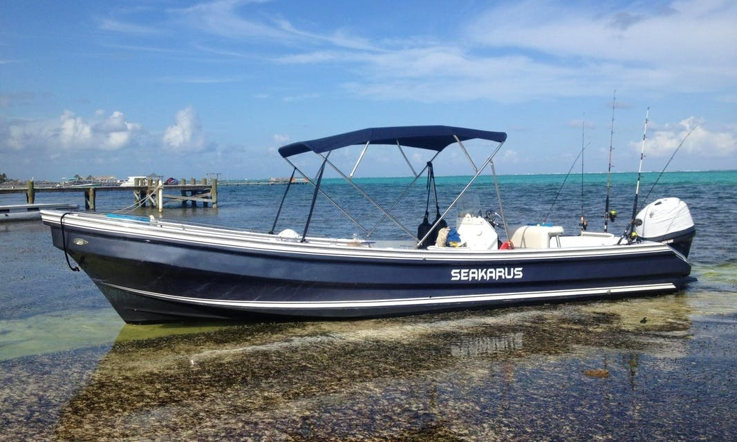 Guided Fishing & Tour Boat In San Pedro
