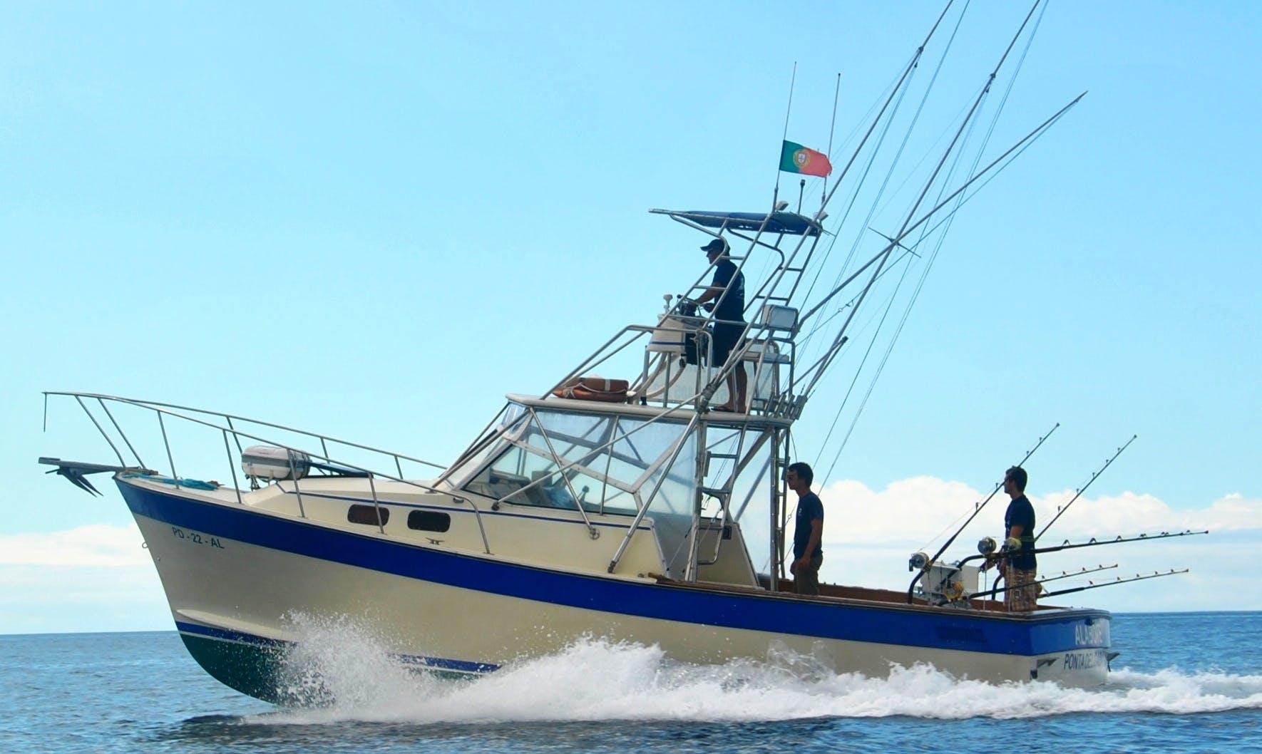 32' Bayliner Explorer Boat In Portugal