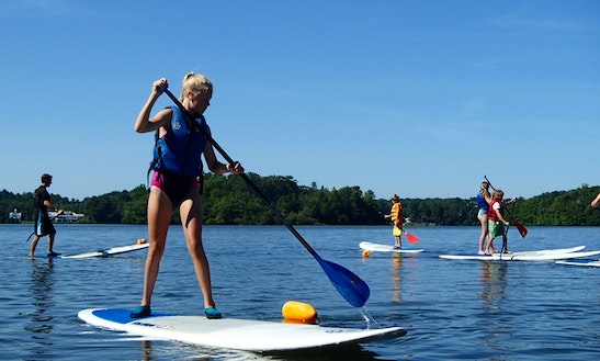 Stand Up Paddle Board Rental In Plymouth