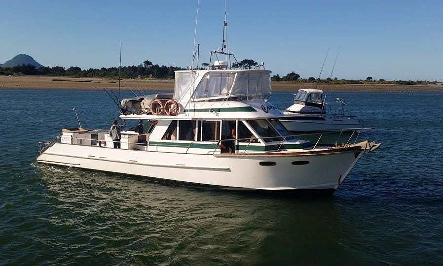 Overnight Fishing Charter In Whakatane