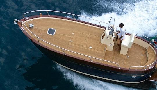 Charter Apreamare 7.5 Open Yacht In Spain