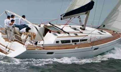 "Luxury Cruising Monohull Charter ""Alsterperle""  in Croatia"