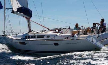 "Luxury ""Missus B"" Sailing Charter  in Croatia"