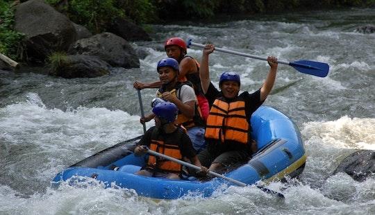 Rafting In Denpasar, Indonesia