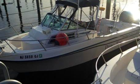 Enjoy Fishing In Highlands, New Jersey With Captain Karl