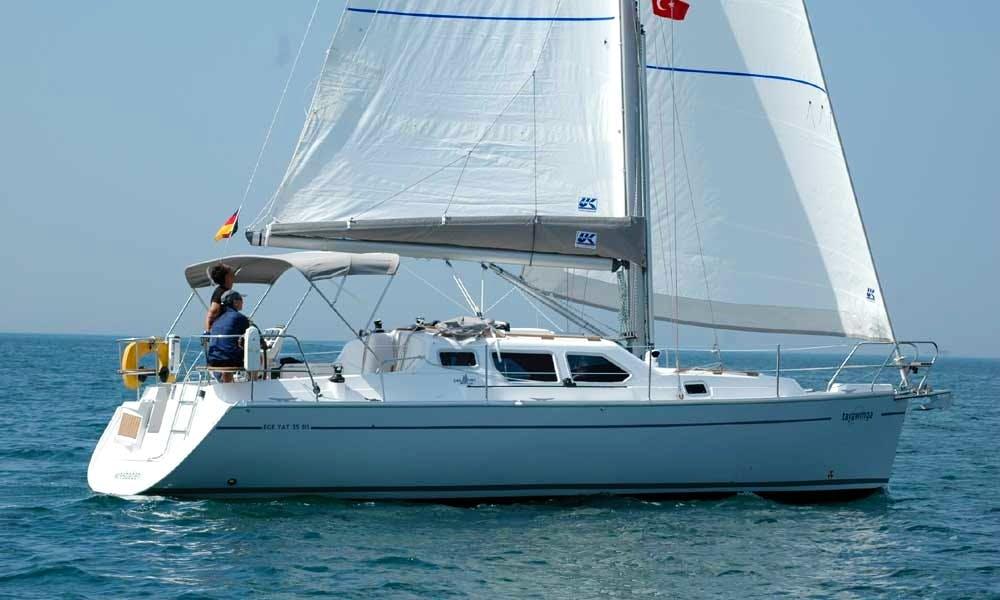 Luxury ''Egeyat 35DS'' Cruising Monohull Charter in Netherlands