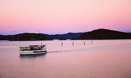 Enjoy 54' Passenger Boat Dinner Cruise 'ratanui' In Paihia, Northland