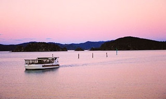 Enjoy 54' Passenger Boat Dinner Cruise 'ratanui' In Paihia, Northland