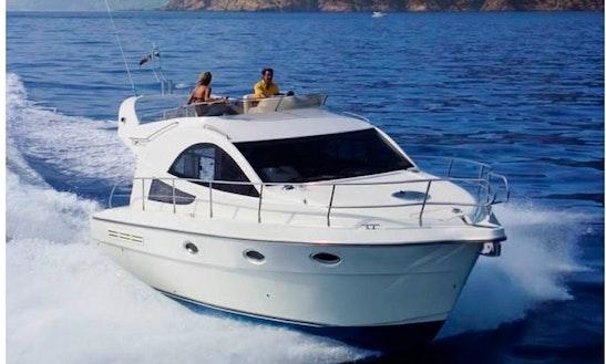 Mediterranean Rodman 38 Yacht Charter