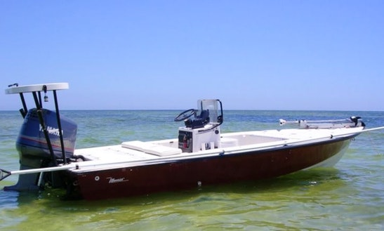 Fishing Charter On 18' Maverick Master Boat In Key West, Florida