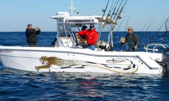 Enjoy Fishing In Norfolk, Virginia With Captain Stan