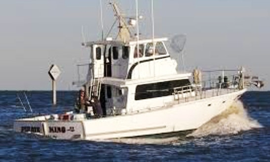 Fishing Charter On 52ft
