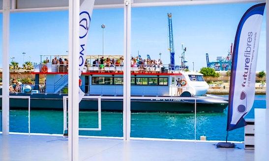 Power Catamaran Charter In Valencia, Spain