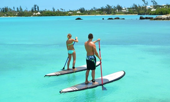 Stand Up Paddle Board  In Bermuda