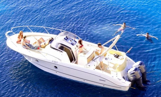 Enjoy Dubai, United Arab Emirates On 30' Key Largo Bowrider